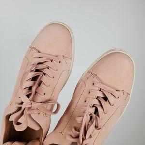 Frye Shoes - Frye Ivy Low Lace Sneaker, Pink